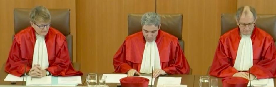 Richter am Verfassungsgericht