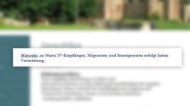 hausverwaltung hartz iv 267x150 - Als Hartz IV Bezieher unerwünscht - Schadensersatz so einfordern!