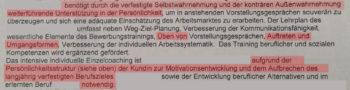 akte jobcenter 350x90 - Hartz IV: Jobcenter erstellte Psychogramme über Leistungsberechtigte