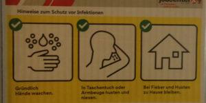 Jobcenter - Hartz IV Bezieher besser Zuhause bleiben