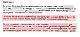 sanktionen leistungen gestrichen 324x150 - Hartz IV: 100 Prozent Voll-Sanktionen durch diesen Umweg!