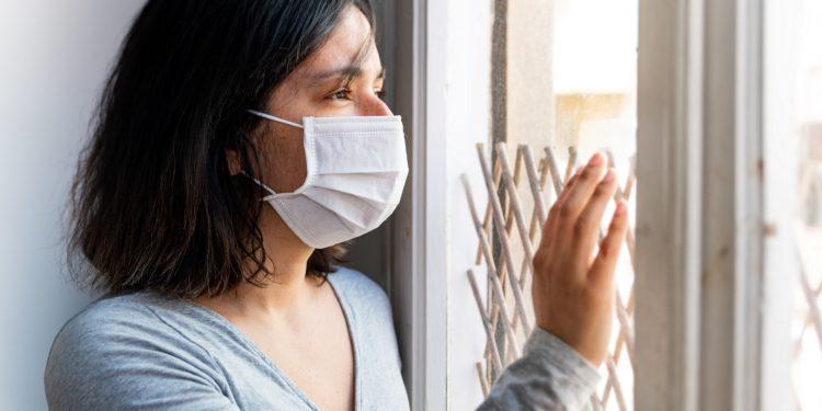 Corona Depression 750x375 1 - Bei ärztlichem Masken-Attest gilt Arbeitnehmer als krank