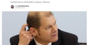Nicht ohne Hartz IV: Olaf Scholz und die SPD Kanzlerkandidatur