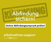 abfindung 180x150 - Arbeitsgericht Augsburg verneint Anspruch auf Homeoffice