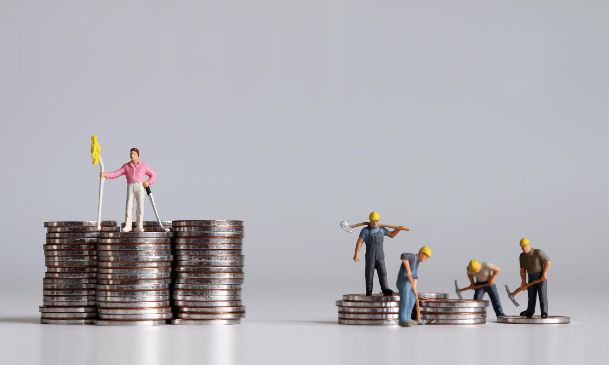 AdobeStock 259268765 2000x1200 - Nicht nur Einkommen entscheidet über gesellschaftliche Ungleichheit