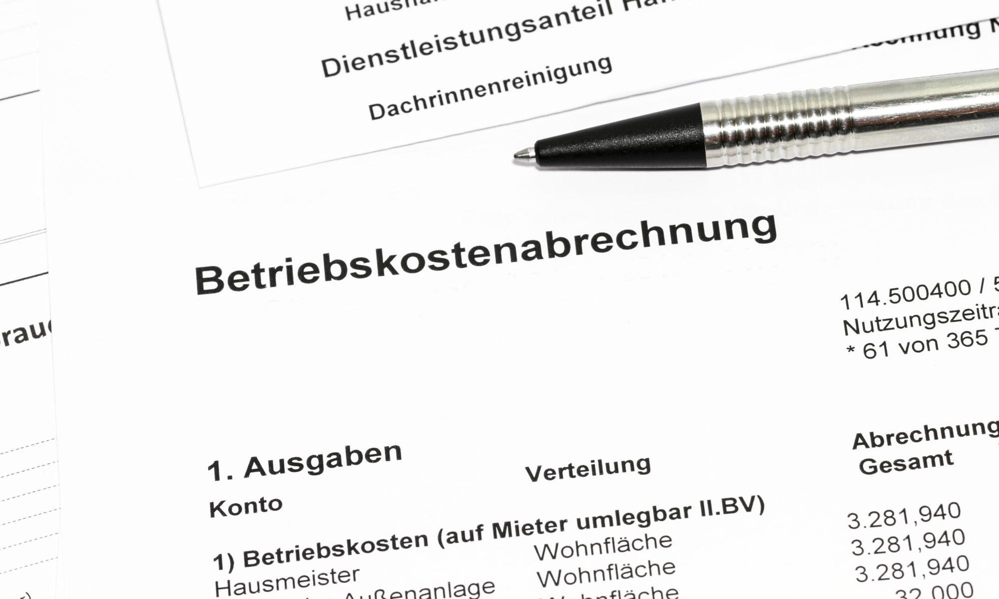 AdobeStock 68612913 2000x1200 - Hartz IV: Nebenkostenrückzahlung darf bei Aufstockern nicht angerechnet werden