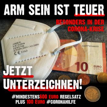 csm 600euro 100 euro Campact Aufruf 7ede1f3329 - Aktion: Hartz IV Regelsatz auf 600 Euro anheben!