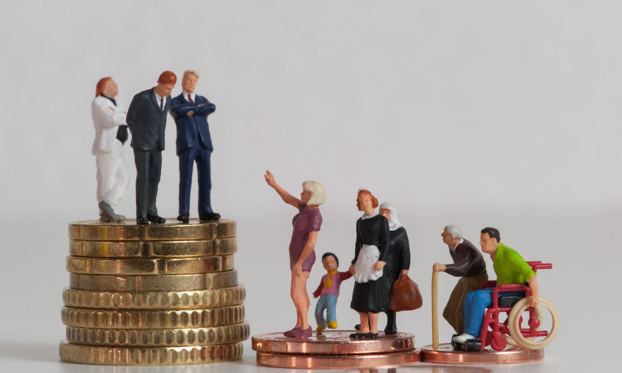 AdobeStock 137165191 2000x1200 - Die Folgen von Hartz IV: Mehr Armut und mehr Reichtum