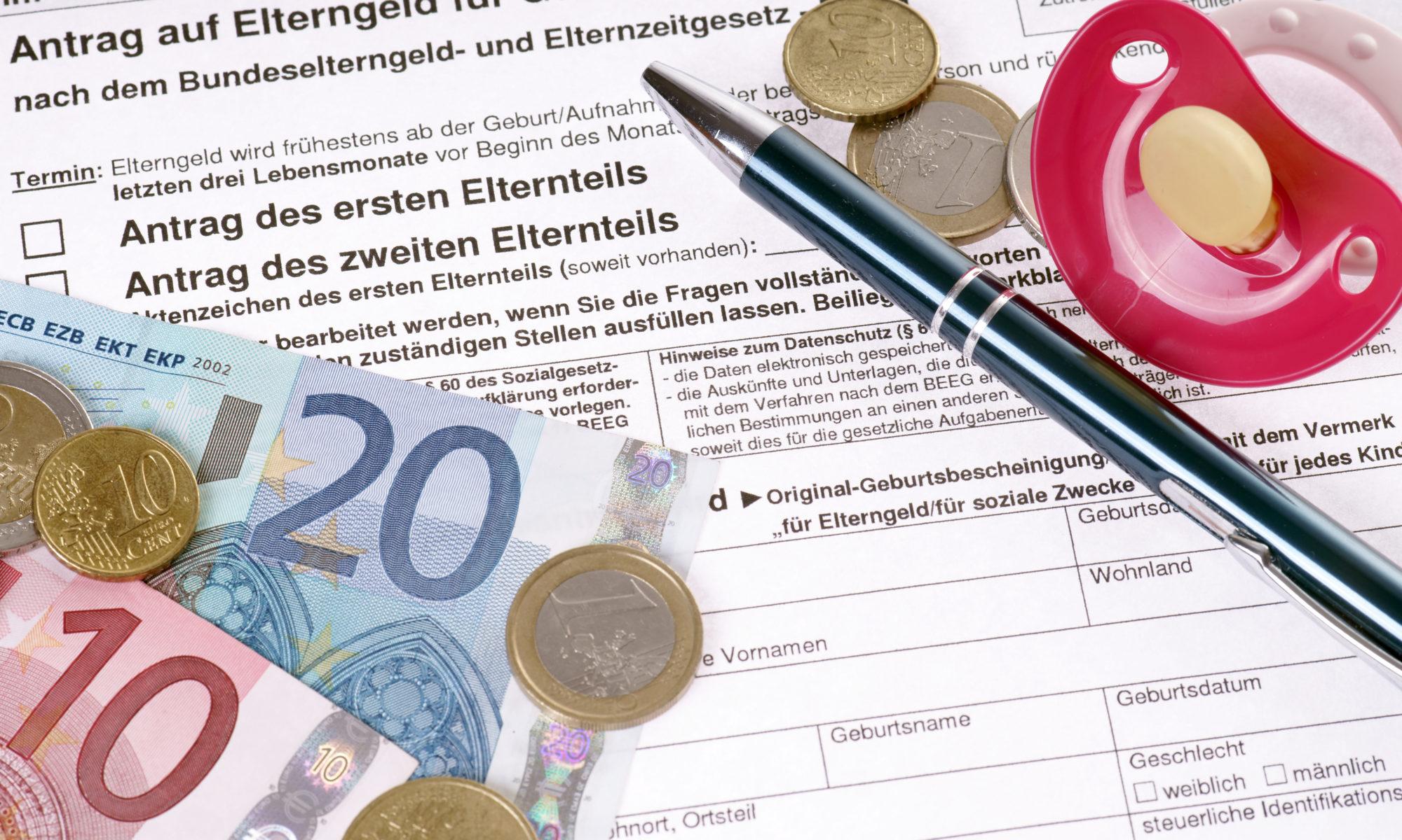 AdobeStock 54941045 2000x1200 - Krankengeld verringert Anspruch auf Elterngeld Plus