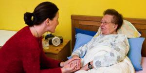Hartz IV-Vermittlungszwang auch bei häuslicher Pflege