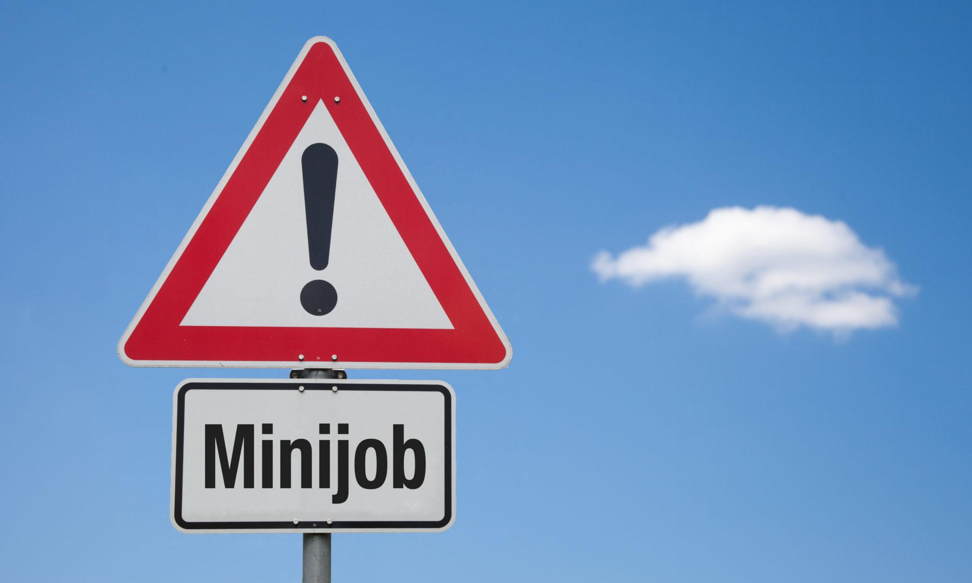 AdobeStock 49832971 2000x1200 - DGB: Minijobs brauchen soziale Absicherung